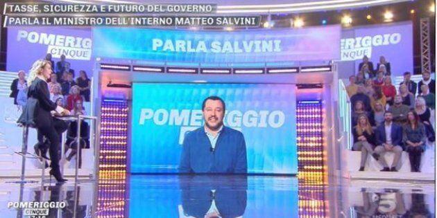 Salvini accoglie l'appello di Mara Carfagna: