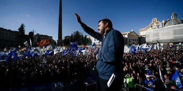 Matteo Salvini e la rivincita dei