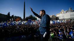 Matteo Salvini e la rivincita dei cognati (di F.