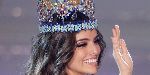 Vanessa Ponce de Leòn, è la nuova Miss Mondo: una modella messicana che lavora con i