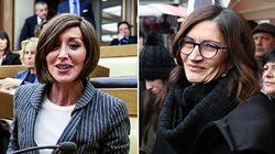 Gelmini e Bernini elette capigruppo di Forza Italia alla Camera e al