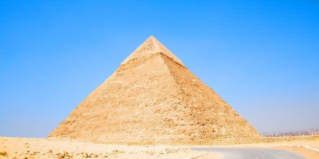 Svelato il segreto della Piramide di Giza: concentra energia