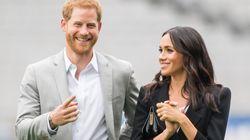Harry e Meghan hanno nascosto un tenero omaggio a Diana nel loro stemma
