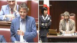 Fico storpia il cognome, il deputato di Forza Italia si vendica. E l'Aula