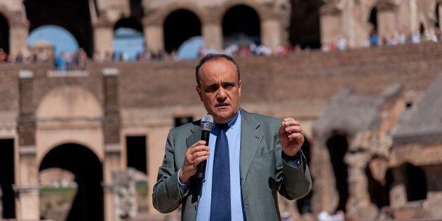 Il ministro Alberto