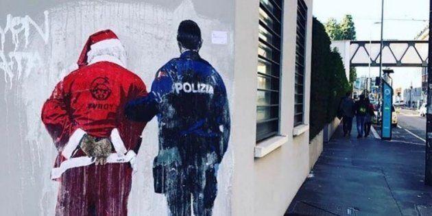 """""""Negato il permesso di soggiorno a Babbo Natale"""", a Milano ..."""