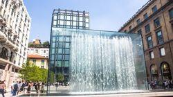 """La retorica della """"decrescita felice"""" e l'esperienza di Milano: piazze hi tech e investimenti"""