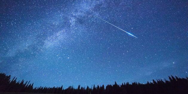 Dal 13 al 15 dicembre arrivano le stelle cadenti: occhi puntati al cielo fino al