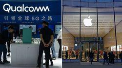 Qualcomm vince la battaglia contro Apple: vietata la vendita di alcuni modelli di iPhone in