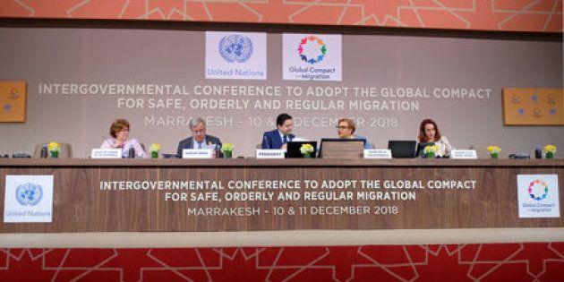 Global Compact, fuga da Marrakech. L'Italia sotto accusa sui diritti