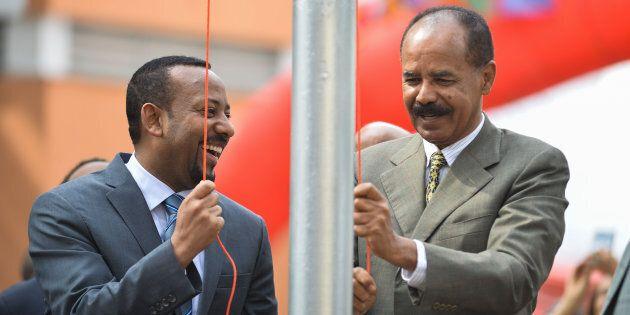Etiopia-Eritrea, anche la diplomazia del pallone per la pace più