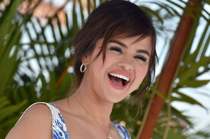 """Gomez attends the premiere of """"Hotel Transylvania 3: Summer Vacation"""" on June 30 in Westwood, California."""