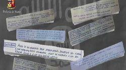Gli appunti del terrorista di Torino: