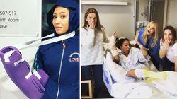 Mel B operata d'urgenza per misteriose ferite: con lei in ospedale le Spice (tranne