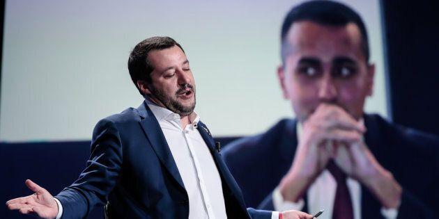 I Maio e i capigruppo 5s incalzano la Lega per l'inchiesta su Centemero. Salvini: