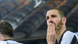 Bonucci atterra a Torino ma ad aspettarlo nemmeno un