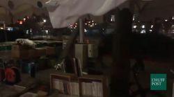 Il mercato fantasma di Strasburgo, le bancarelle natalizie abbandonate dopo la fuga per gli spari (dall'inviata Angela