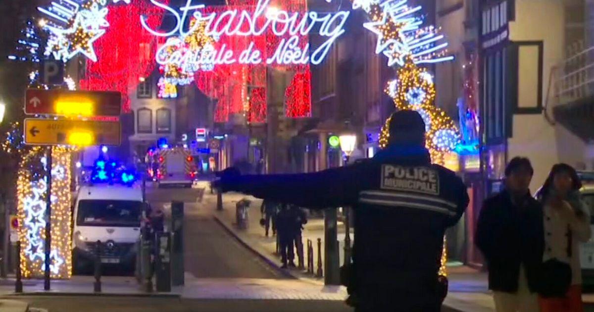 Attentato Strasburgo cover image