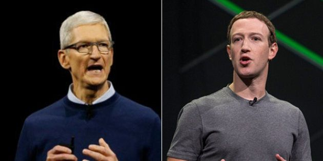 Apple vs Facebook: