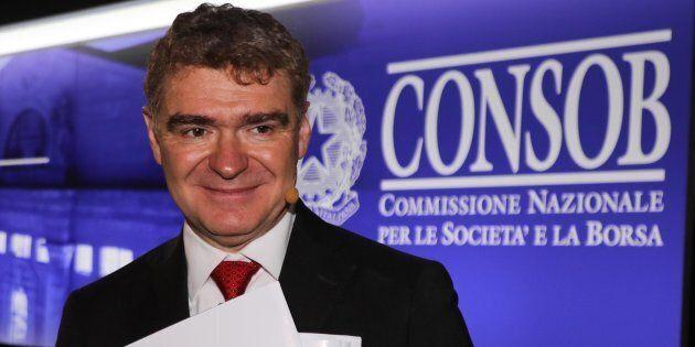 Consob ha inviato al Governo il dossier