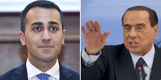 I dieci punti di Luigi Di Maio sbattono su Silvio