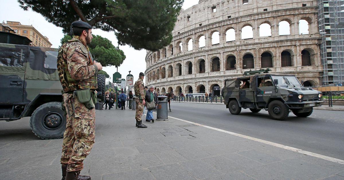 L'Italia aumenta al livello massimo i controlli antiterrorismo dopo l'attentato di Strasburgo