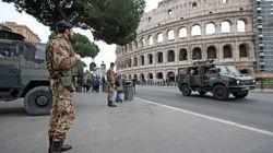 L'Italia aumenta al livello massimo i controlli antiterrorismo dopo l'attentato di