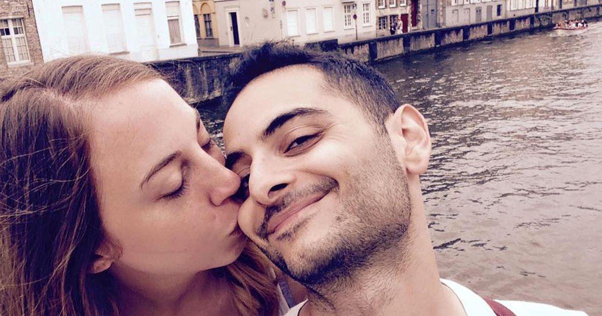 """""""Non fatemi parlare"""". Le lacrime di Luana Moresco, fidanzata europeista e forzista di Antonio Megalizzi con la passione per la politica"""