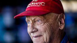 Niki Lauda stabile, ma grave. Medici più