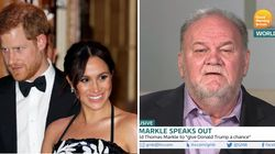 Thomas Markle spara a zero sul principe Harry in una pungente