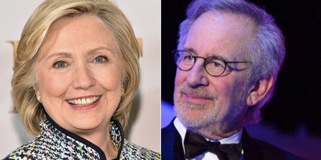Clinton e Spielberg insieme per una nuova serie tv sulle