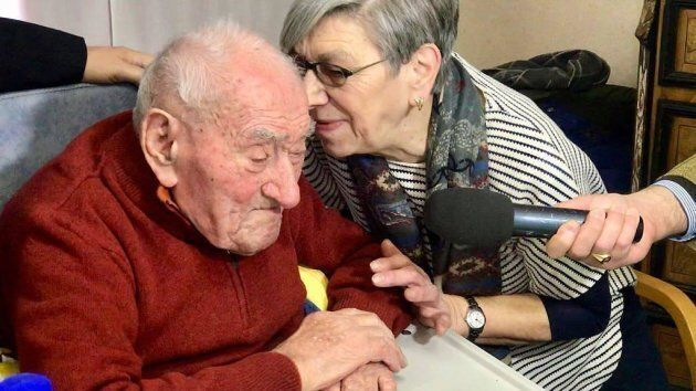 Morto l'uomo più vecchio d'Italia, aveva 110