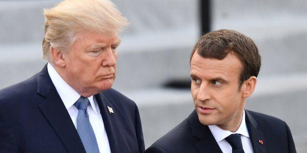 Trump vuole lasciare la Siria, Macron a difesa dei curdi scatena l'ira di