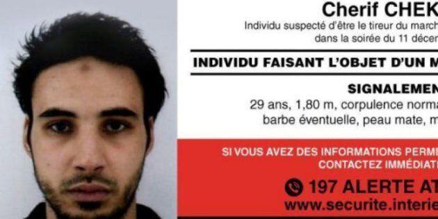 Cherif Chekatt, il killer di Strasburgo, è stato ucciso dalla