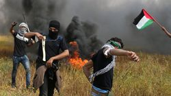 Marcia a Gaza finita nel sangue. Israele spara sul confine, 17 morti e 2 mila feriti