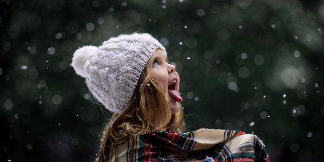 Freddo in tutta Italia nel fine settimana. Neve al
