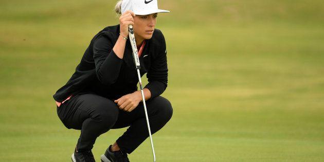 La golfista Melissa Reid fa coming out: