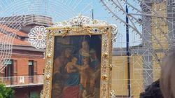 Boss della 'ndrangheta vuole portare la Madonna della Neve, i carabinieri intervengono e bloccano la