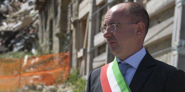 Il sindaco di Accumoli: