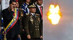 Il drone esplode mentre Maduro parla. Il nuovo video mostra l'attentato al presidente