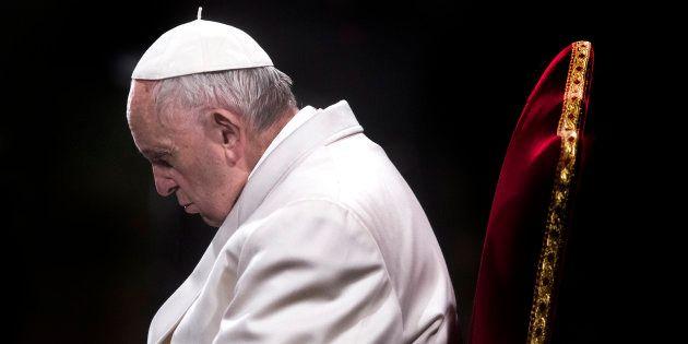 La Pasqua amara di Bergoglio e il tempo di