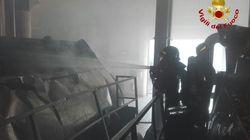 Esplode serbatoio farine a Treviglio, due operai