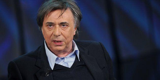 MILAN, ITALY - MARCH 18: Carlo Freccero attends 'Che Tempo Che Fa' Italian TV Show on March 18, 2013...
