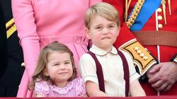 George e Charlotte condividono un talento nascosto (molto