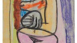 I disegni di Le Corbusier per la prima volta in