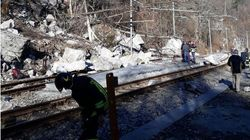 Grossa frana sulla Statale della Val Vigezzo tra il Piemonte e la Svizzera, morti 2