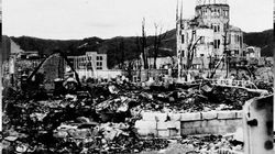 Mai più Hiroshima. L'Italia firmi il