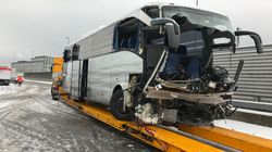 Pullman Flixbus partito da Genova si schianta a Zurigo: morta