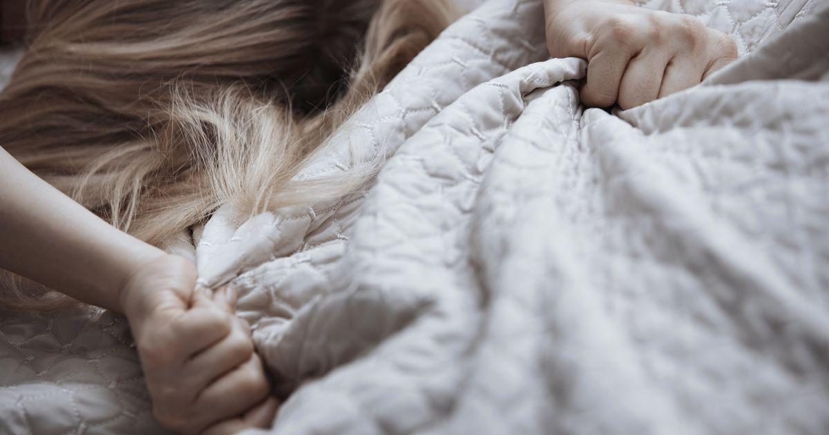 Se l'eccitazione è eccessivaalla base può esserci un po' d'ansia - exhale.lt