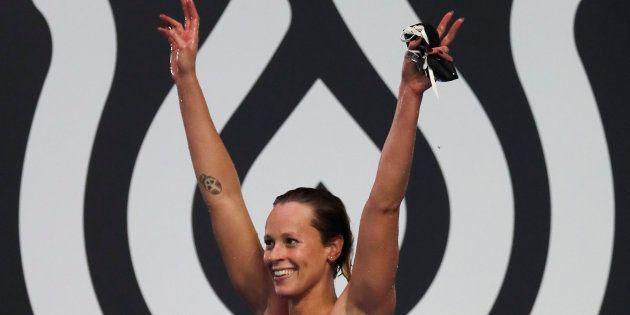 Federica Pellegrini vince la 50esima medaglia della carriera ai mondiali di